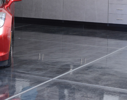 Epoxy Garage Floor 1