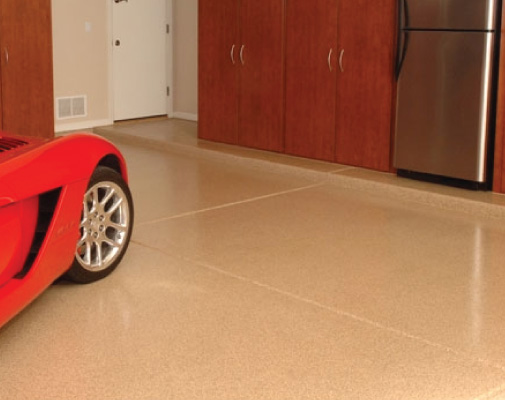 Epoxy Garage Floor 2