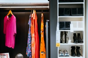 Smart Walk In Closet